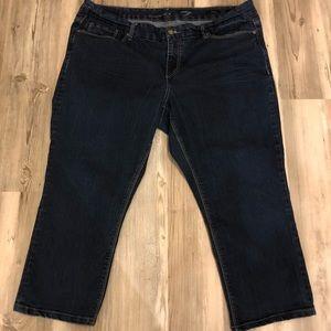 Seven 7 Crop Jeans